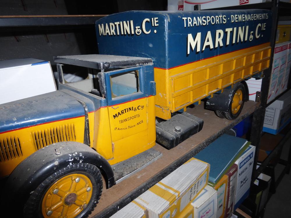 Maquette camion bis