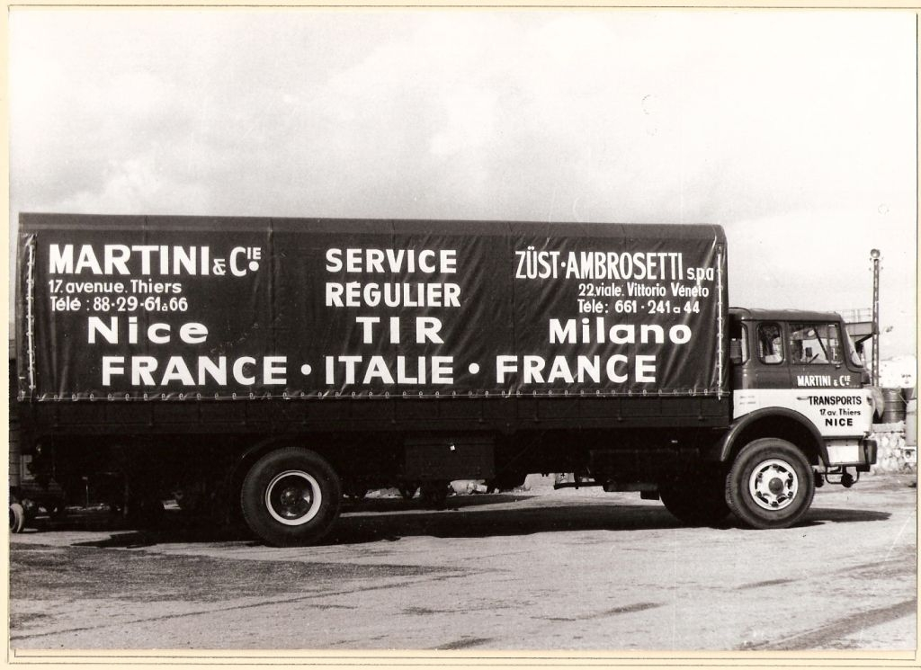 Camion Italie ter