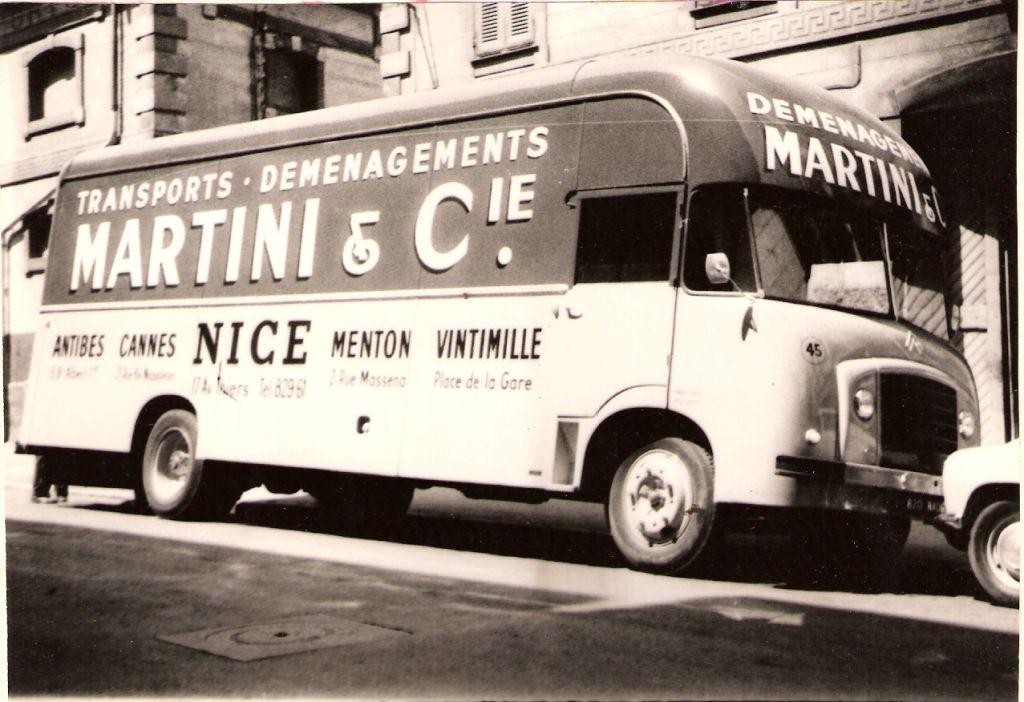 Fourgon déménagement Citroën