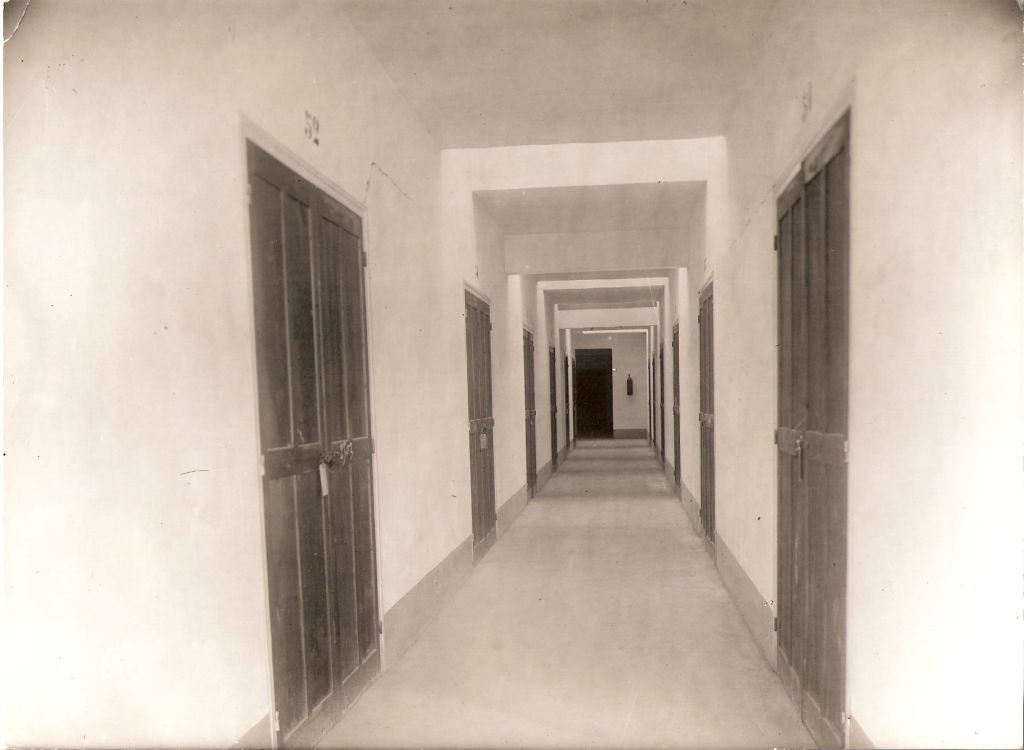 Intérieur du garge-meubles